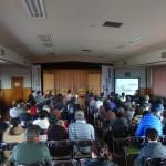 倉敷市西公民館主催の人権教育講演会にて